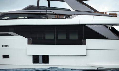 Image of Sanlorenzo SL96A #720 for sale in Netherlands for €7,950,000 (£6,844,126) Netherlands