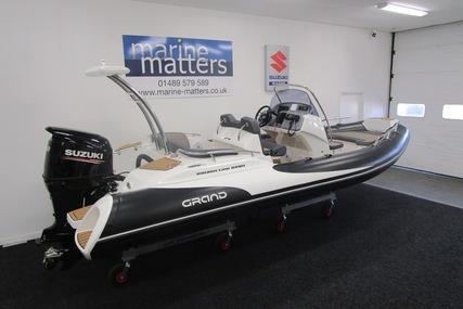 Grand G580 for sale in United Kingdom for P.O.A.