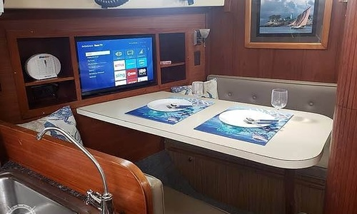 Image of Gulfstar 41 for sale in United States of America for $69,500 (£50,551) New Bern, North Carolina, United States of America