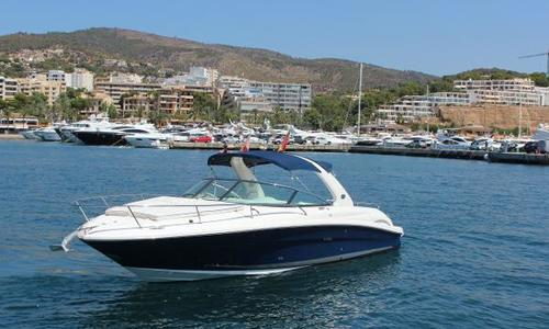 Image of Sea Ray 290 Sun Sport for sale in Spain for €49,990 (£43,478) puerto portals, Spain