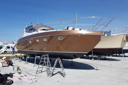 Raffaelli Shamal Evo 40 for sale in Croatia for €135,000 (£117,217)