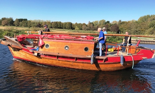 Image of 30ft. AUTHENTIC HONG KONG JUNK for sale in United Kingdom for £8,000 Cambridgeshire, United Kingdom