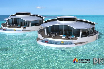 AQUITALIA Floating Houses for sale in Slovenia for P.O.A.