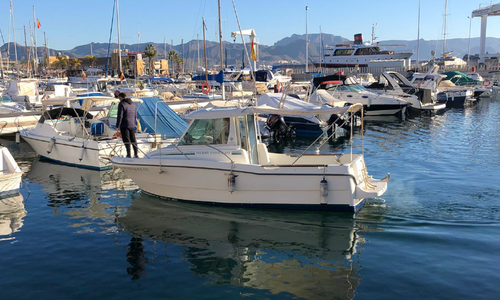 Image of Jeanneau Merry Fisher 635 for sale in Spain for €17,500 (£14,974) Mazarron, Spain
