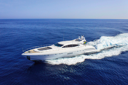 Mangusta 109 for sale in Spain for €1,995,000 (£1,718,924)