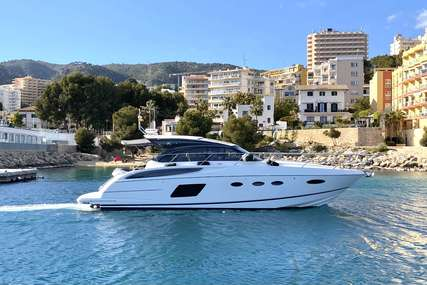 Princess V48 Deck for sale in Spain for £659,950