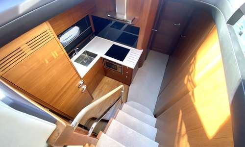 Image of Princess V48 Deck for sale in Spain for £659,950 Boats.co.uk, Cala d'Or, Mallorca, Spain