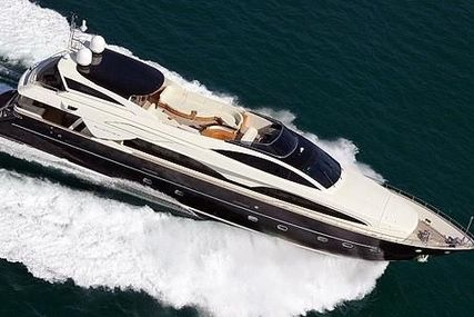 Riva 115 Athena for sale in Turkey for $5,683,756 (£4,128,536)