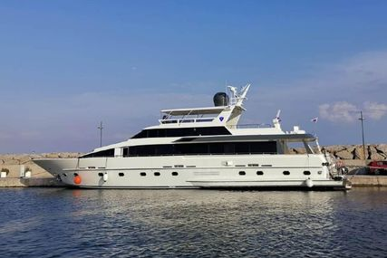 Heesen 33M Motoryacht for sale in Turkey for $1,406,290 (£1,007,537)