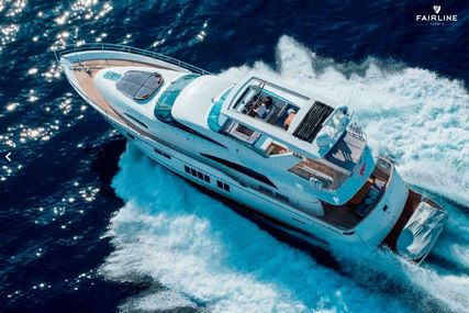 Fairline Squadron 78 Custom for sale in Turkey for $1,875,053 (£1,324,920)