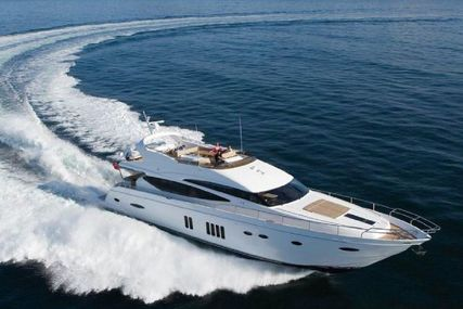 Princess 78 for sale in Turkey for $1,582,076 (£1,147,646)