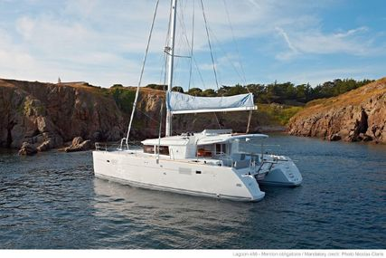 Lagoon 450 for sale in Turkey for $645,222 (£462,269)