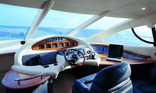 Image of Azimut Yachts 55 Evolution for sale in Turkey for $437,252 (£310,084) BODRUM , Turkey