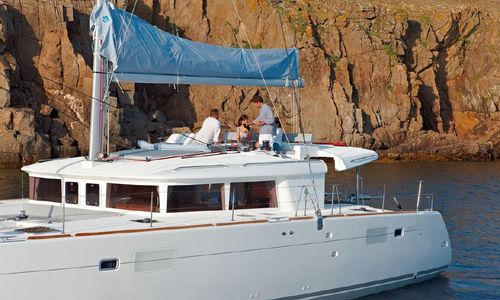 Image of Lagoon 450 for sale in Turkey for $645,222 (£462,359) MUĞLA , Turkey