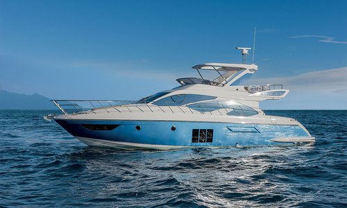 Image of Azimut Yachts 54 for sale in Italy for €749,000 (£645,145) Italy