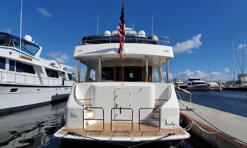 Image of Outer Reef 650 MY for sale in United States of America for $1,650,000 (£1,193,620) West Palm Beach, Florida, United States of America