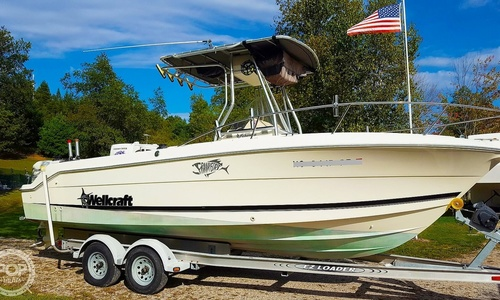 Image of Wellcraft Fisherman 230 for sale in United States of America for $27,000 (£19,348) Frankfort, Michigan, United States of America