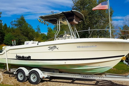 Wellcraft Fisherman 230 for sale in United States of America for $27,000 (£19,518)