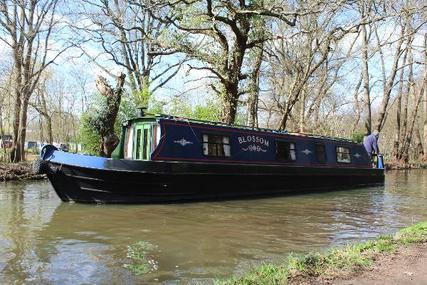 Narrowboat 43' Pat Buckle Cruiser Stern for sale in United Kingdom for £34,950