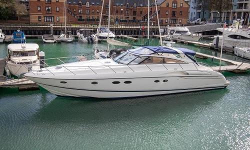Image of Princess V58 for sale in United Kingdom for £259,950 Swanwick, United Kingdom
