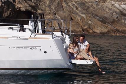 Jeanneau Sun Odyssey 479 for charter in Greece from €2,750 / week