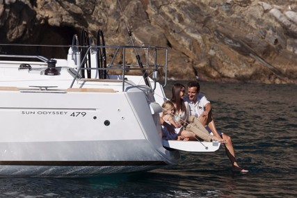 Jeanneau Sun Odyssey 47 for charter in Greece from €2,750 / week