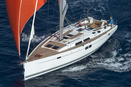 Hanse 505 for charter in United Kingdom from P.O.A.