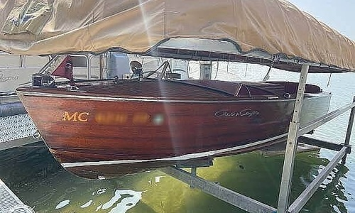 Image of Chris-Craft Sportsman for sale in United States of America for $25,250 (£18,094) Coldwater, Michigan, United States of America