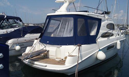 Image of Sealine F37 for sale in Croatia for €150,000 (£128,483) Croatia