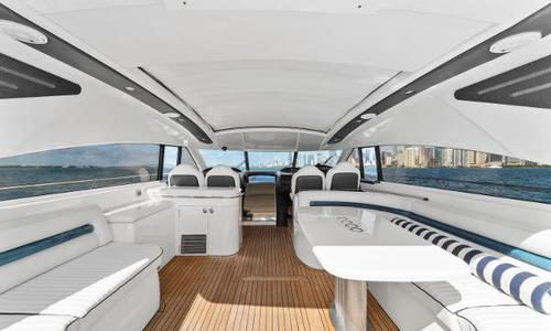 Image of Princess V65 for sale in United States of America for $599,000 (£429,237) Miami Beach, FL, United States of America