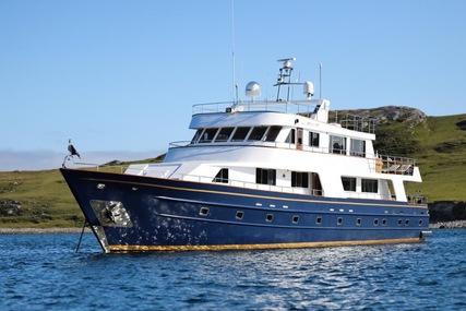 Custom Luxury Motor Yacht for charter in Scotland from £39,500 / week