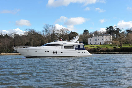 Princess 23M for charter in United Kingdom from £30,000 / week