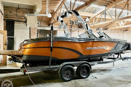 Mastercraft X23 for sale in United States of America for $134,900 (£96,607)