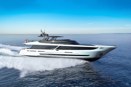 Van Der Valk Raised Pilothouse 33m for sale in United Kingdom for P.O.A. (P.O.A.)