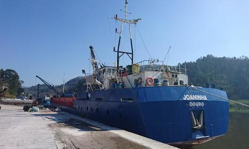 Image of Cargo Ship JH Van Eijk and Zonen for sale in Portugal for €1,500,000 (£1,293,393) Porto, Portugal