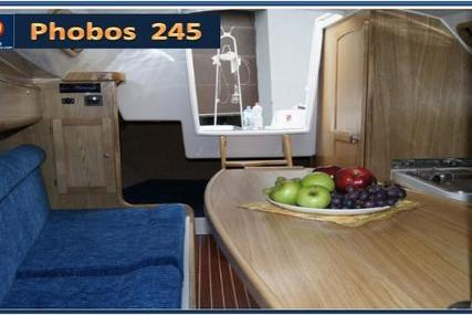 Dalpol Yacht Phobos 24.5 for sale in Ireland for €27,250 (£23,459)