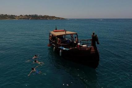 Custom The Phoenician - Tourist Boat for sale in Cyprus for €150,000 (£130,121)