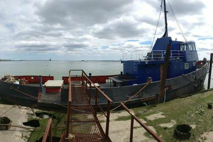 Houseboat Tug conversion for sale in United Kingdom for £99,000