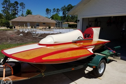 Classic Handcrafted Clarkcraft Design Hydroplane for sale in United States of America for $39,900 (£28,768)