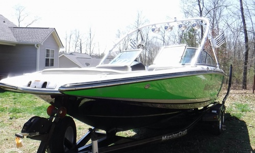 Image of Mastercraft X-45 for sale in United States of America for $68,400 (£48,548) Cleveland, Tennessee, United States of America