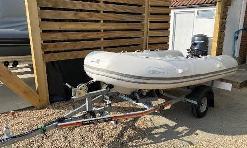 Image of Ribeye TS 310 for sale in United Kingdom for £4,850 Poole, United Kingdom