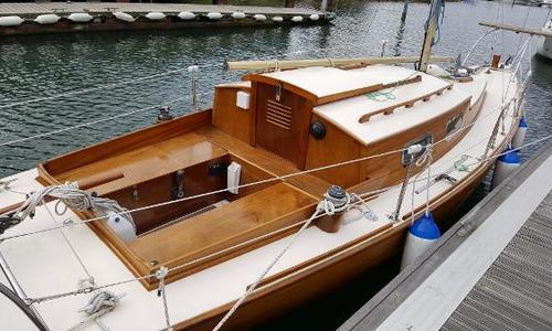 Image of Folk Boat 26 for sale in United Kingdom for £13,490 Woolverstone, United Kingdom