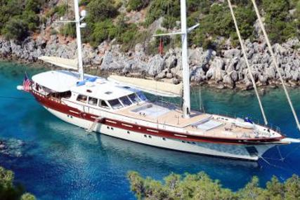 Su marine Gulet for sale in Turkey for €4,400,000 (£3,816,893)