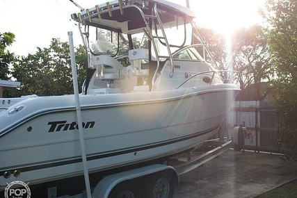 Triton 2690 for sale in United States of America for $70,000 (£50,602)