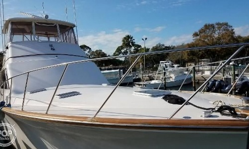 Image of Ocean Yachts Super Sport 55 for sale in United States of America for $156,000 (£109,834) Marathon, Florida, United States of America