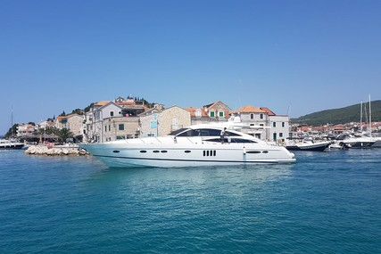 Princess V70 for sale in Croatia for €650,000 (£563,000)