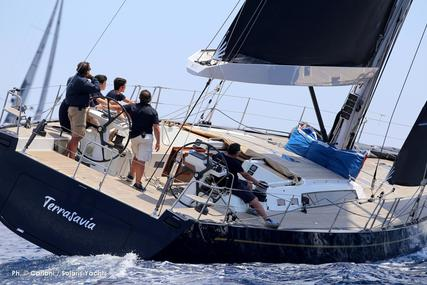 Solaris 60 lifting keel for sale in Italy for €980,000 (£843,693)