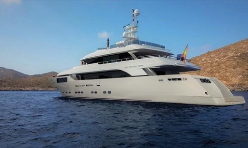Image of Rodriquez Yachts 38m Alloy for sale in Netherlands for €4,500,000 (£3,857,264) Netherlands