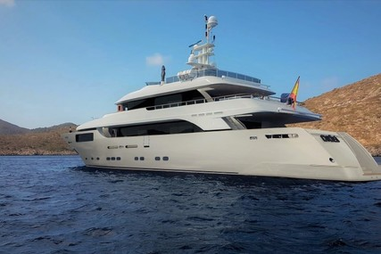 Rodriquez Yachts 38m Alloy for sale in Netherlands for €4,500,000 (£3,874,034)