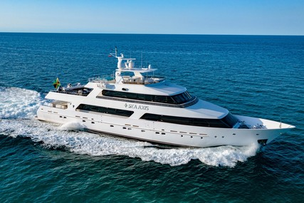 Heesen Tri-Deck for sale in Bahamas for $5,900,000 (£4,227,057)